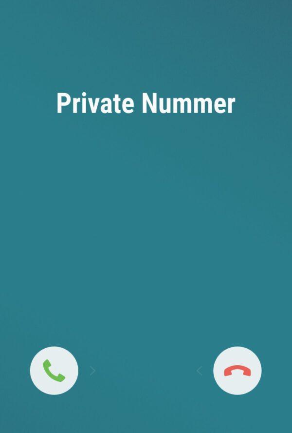 Rufnummer unterdrücken / ausblenden Samsung