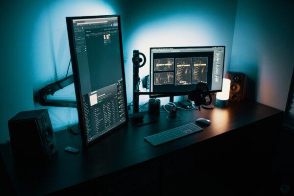 Windows Bildschirm drehen mehrere Bildschirme